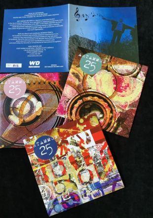 CD 25, musique expérimentale de Artammon