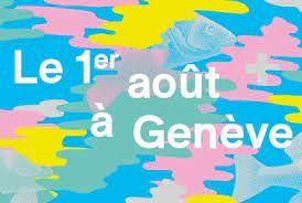 1er août à Genève