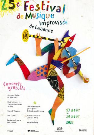 Festival de Musique Improvisée de Lausanne 2021