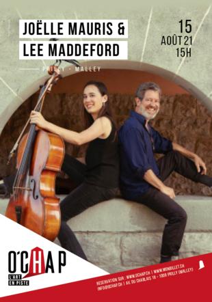 Joëlle Mauris & Lee Maddeford