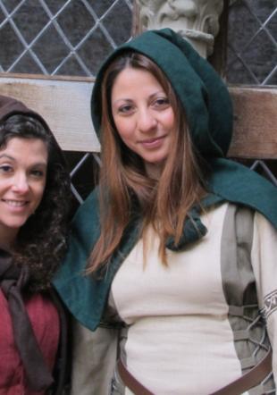 Les femmes au Moyen Âge au château de Chillon