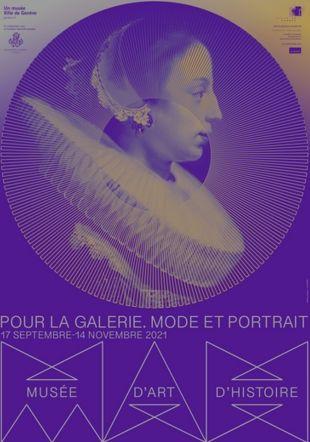 Pour la galerie. Mode et portrait.