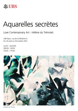 Aquarelles secrètes - hdutrem
