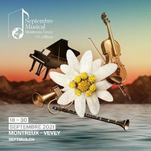 Festival Septembre Musical Montreux-Vevey