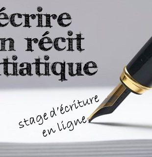 """""""Ecrire un récit initiatique"""" L'atelier d'écriture by Christine"""