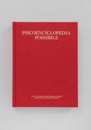 Psicoenciclopedia possible de Gianfranco Baruchello.