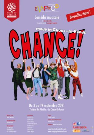 Chance ! Compagnie Evaprod compagnie evaprod - myriam BD