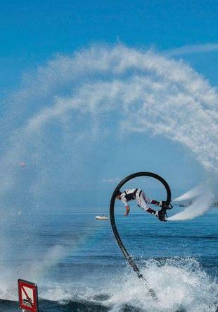Montreux Acrobaties