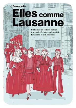 ELLES comme Lausanne