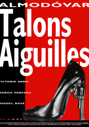 Affiche Talons Aiguilles