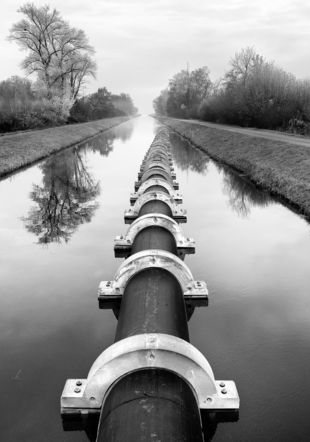NOVILLE, LE GRAND CANAL