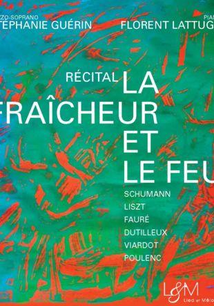 Récital La Fraîcheur et le Feu Sandy Tripet