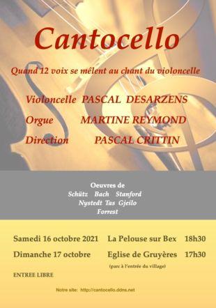 Affiche 17.10.2021 M.Duvoisin