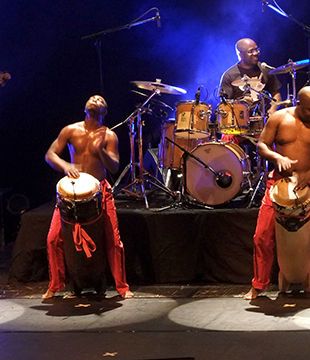 Tambours de Brazza DR