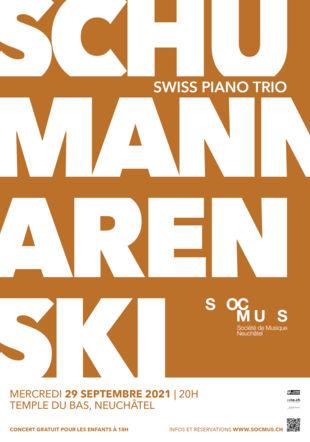 Swiss Piano TRio socmus.ch
