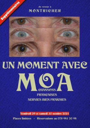 Affiche Olivier Michel