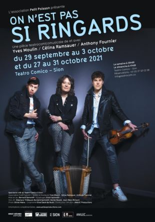 On n'est pas si ringards ANILEC Productions