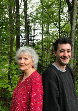 Photo Fabienne Vuilleumier et Colas Vuilleumier