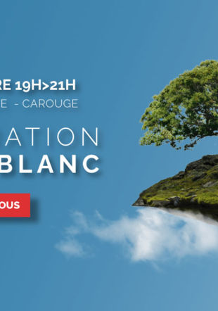 Jeudi 14 octobre 19h>21H -  Inauguration de L'Arbre Blanc Carouge