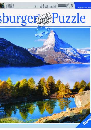 Tentez de gagner l'un des cinq puzzles Ravensburger