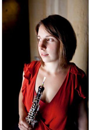 Clothilde Ramond, hautbois