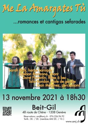concert 13.11.21 à Genève