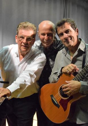 Jean-Charles De Keyser, Philippe Decock et Patrick Deltenre
