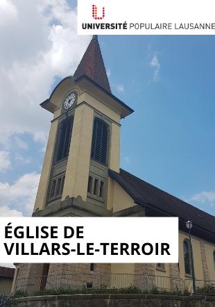 église villars le terroir