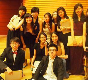 étudiants d IMMA