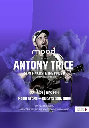 Antony Trice Live at Mood Orbe 22.10