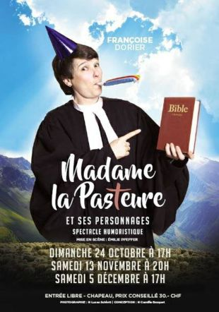 Madame la Pasteure