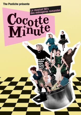 Affiche de Cocotte-Minute DR