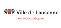 Les Bibliothèques de la Ville de Lausanne