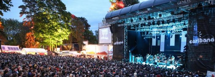 Festival Suisse romande Caribana festival