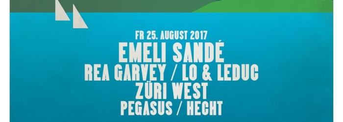 Seaside festival Spiez