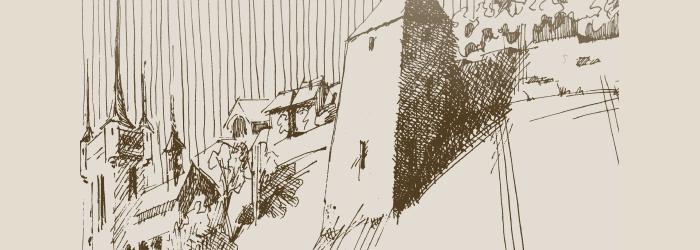 la tour du sauvage