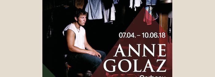 Anne Golaz - Corbeau - Affiche