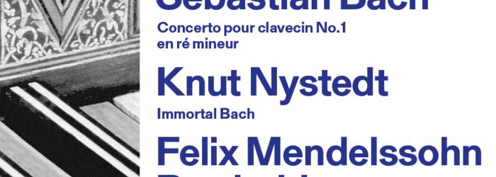 L'EIN célèbre Bach, les 21 et 22 avril à Bévilard et La Neuveville
