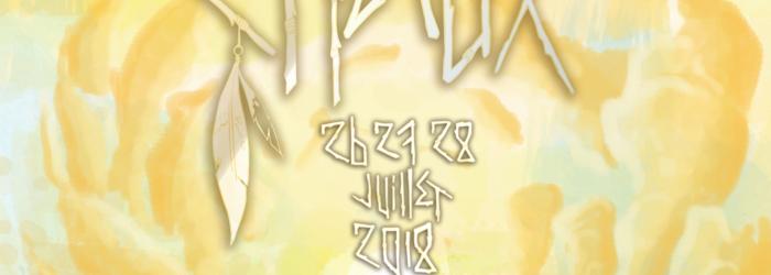Affiche Festi Chaux 2018 Festi Chaux