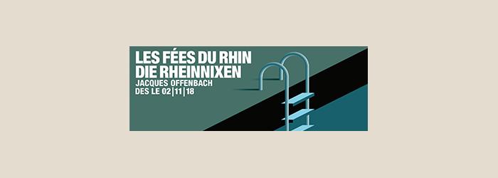 Les fées du Rhin / Die Rheinnixen Design: Stephan Bundi