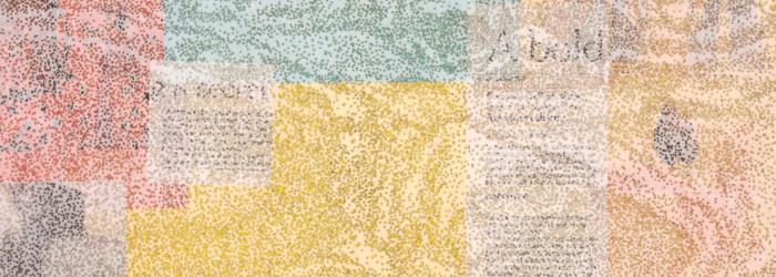 LEE Gilwoo, 2 or 5, 03, 2016, Indian ink, incense, coating on Korean paper, 80x80cm Lee Gilwoo