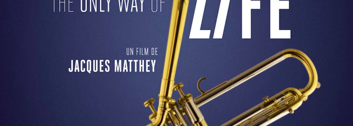 Poster JAZZ THE ONLY WAY OF LIVE Contreform.ch