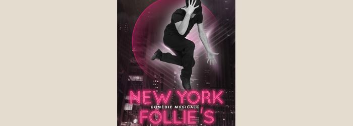 Affiche New York Follie's TJP
