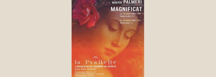 Affiche 01.2019 la Psallette de Genève