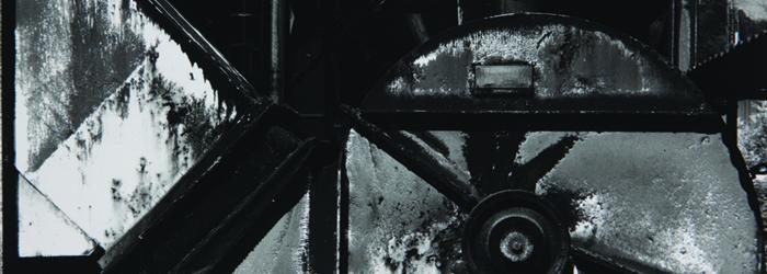 """""""Adieu l'usine/Marignier », 1995 ©Philippe Ayral"""