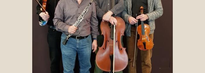 trio à cordes et hautbois