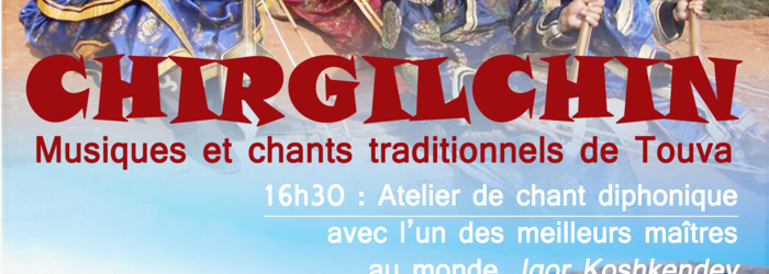 groupe Chirgilchin altan art