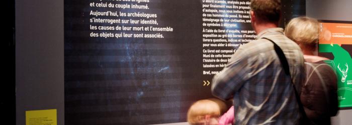 Préhistoire (s), l'enquête ©Muséum de Toulouse. Géraldine Millo