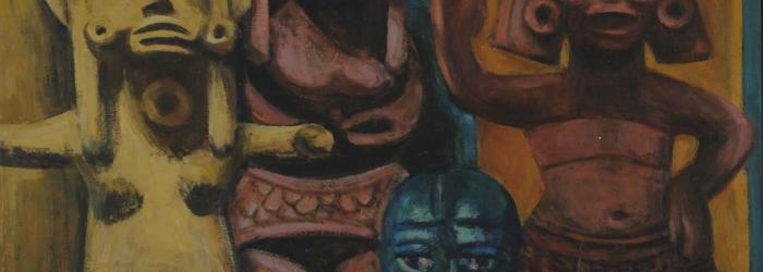 """Figures indiennes"" Jean-Marc Besson"
