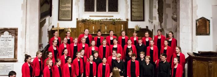Sion Festival - Farnham Youth Choir